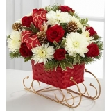Is it possible to give flowers for the New Year?