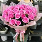 35 Рожевих троянд