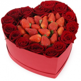 "Box ""Strawberry"""