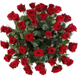 "Кошик ""51 червона троянда"""