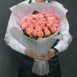 25 roses Miss piggy