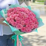 51 Pink rose