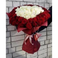 101 троянда для коханої