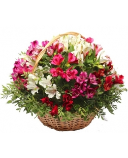 "Basket ""Bright day"""