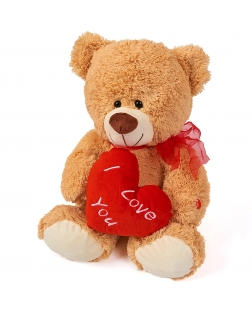 "Bear ""I love you"""