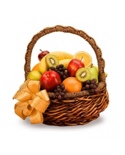 "Basket of fruit ""Summer mood"""