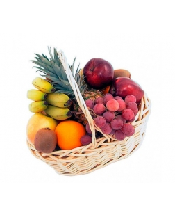"Fruit basket ""Malibu"""