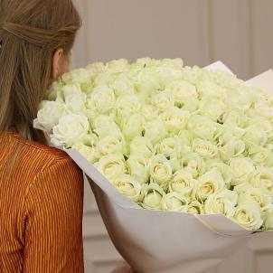 101 White rose
