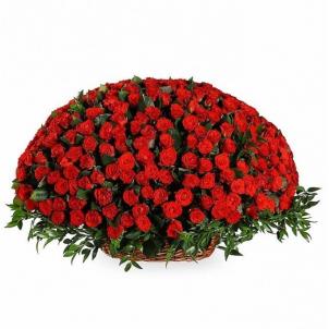 """Корзина """"251 роза Эль Торо"""""""