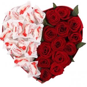 "Composition ""Roses and Raffaello"""