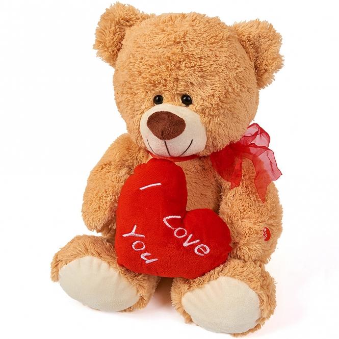 "Ведмедик ""Я тебе люблю"""
