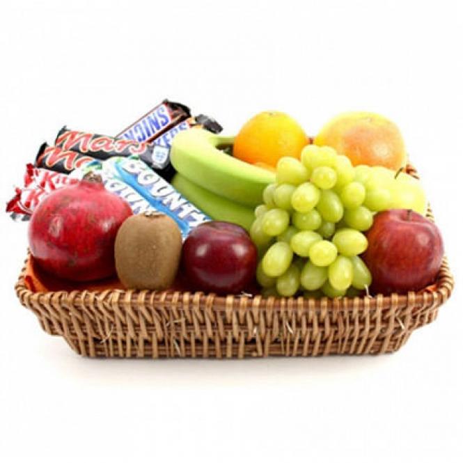 """Fruit basket """"Sweet tooth"""""""