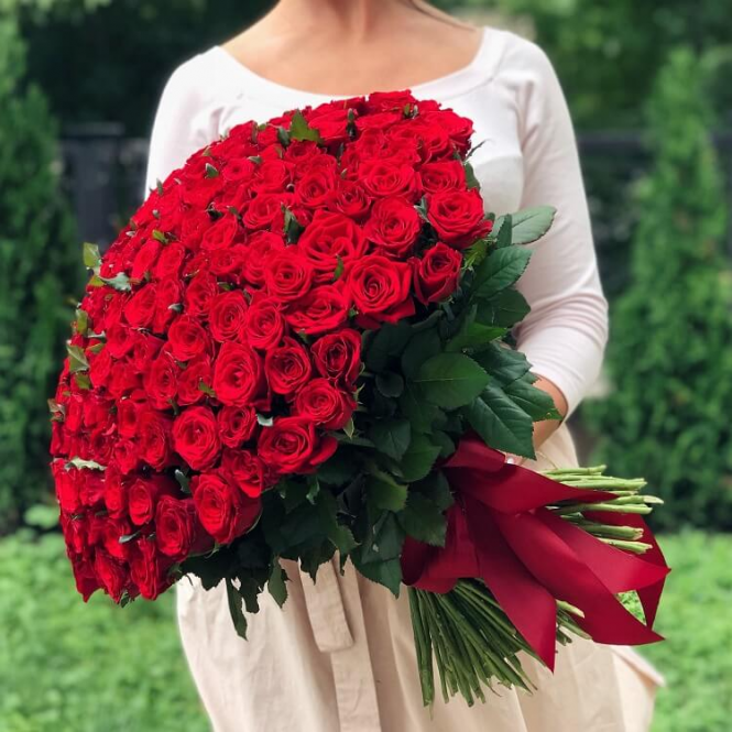 201 Red rose